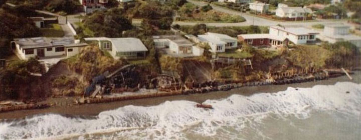 coastal erosion management of the kapiti Geography essay geography essay coastal management barton on sea has had many problems with coastal erosion as they have eroded away at an average of 1 meter per year and several buildings have been lost.